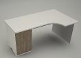 HEBE-biurko-z-kontenerem-na-szafce-kątowe