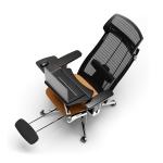 Fotel ergonomiczny mPosition