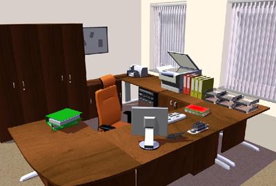 Oferta mebli do biura - Projektowanie