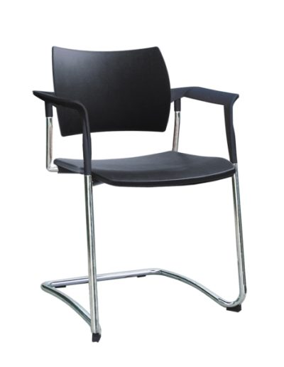 krzeslo-biurowe-konferencyjne-profim-dream-550-v-chrom-2p