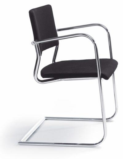 krzeslo-biurowe-konferencyjne-profim-kala-570v-chrom-bok