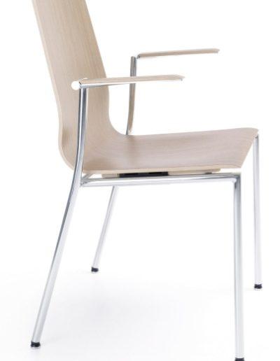 krzeslo-konferencyjne-kawiarniane-profim-sensi-k1h-chrom-2p-brzoza
