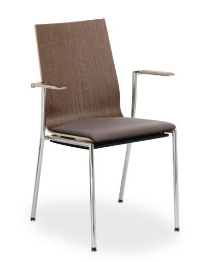 krzeslo-konferencyjne-kawiarniane-profim-sensi-k2h-chrom-2p