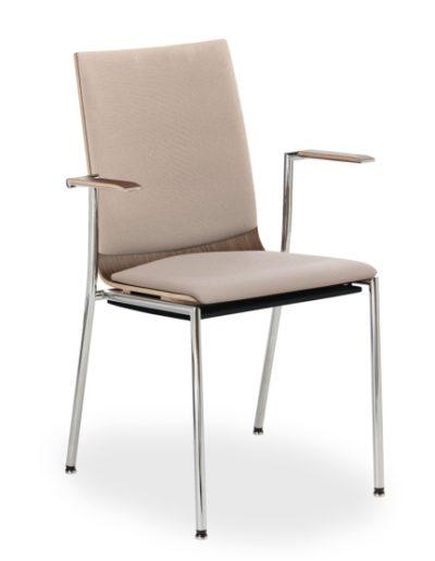 krzeslo-konferencyjne-kawiarniane-profim-sensi-k3h-chrom-2p
