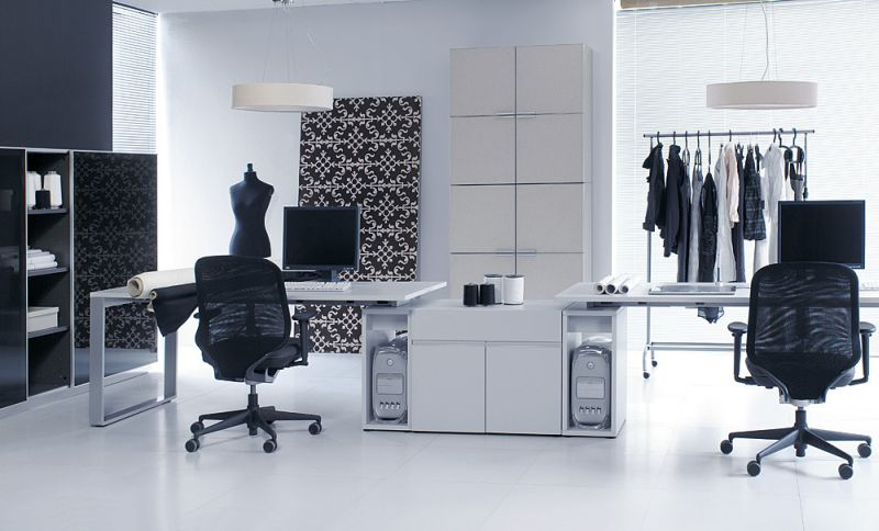 mixt-biurka-pracownicze-02k16-1a-wsparte-na-szafce-10k05-rozdzielone-szafka-z-drzwiami-w-gornej-czesci-szuflada-10k09