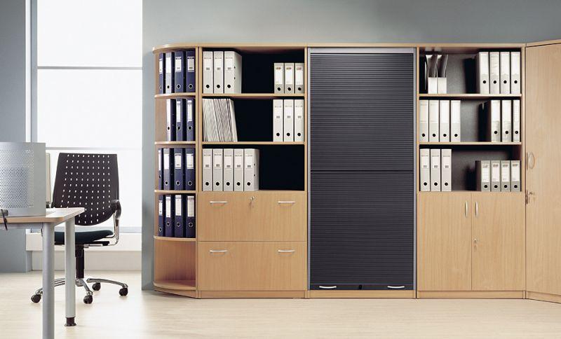 Szafa biurowa z kolekcji WOO