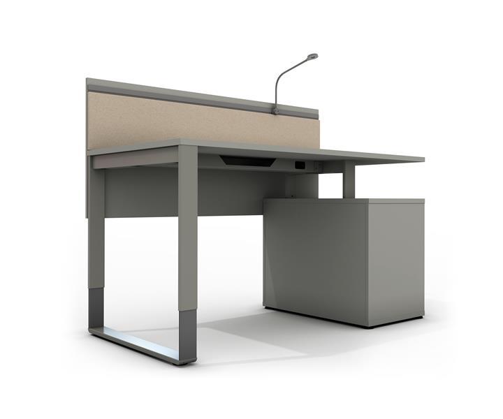 biurko profesjonalne regulacja wysokosci