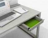 biurko pracownicze mixt pro szuflada w biurku