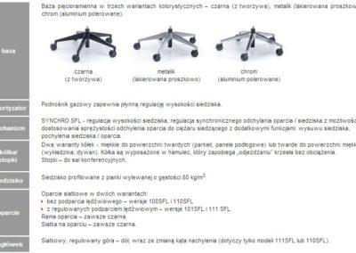 fotele obrotowe veris net