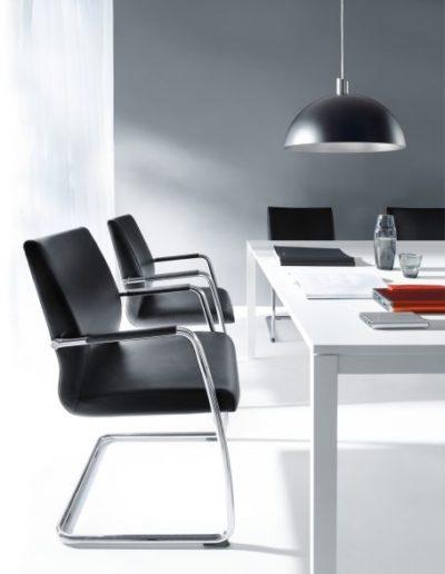 krzesła konferencyjne acos