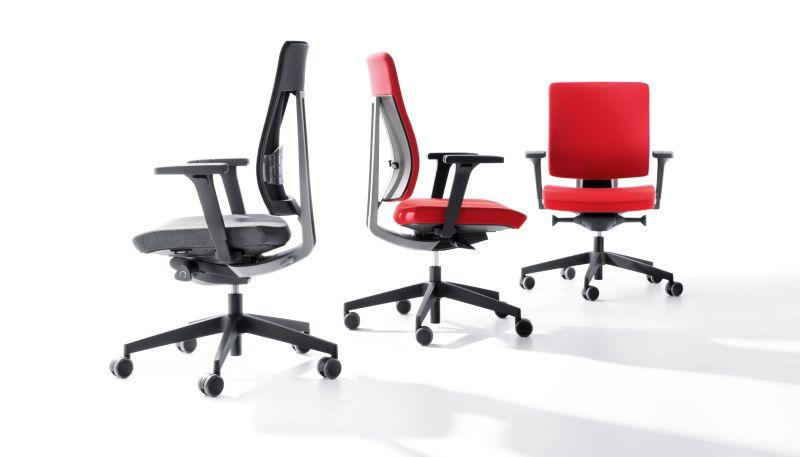 ergonomiczne krzesło biurowe xenon