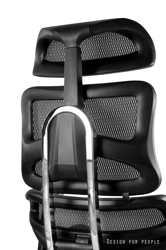 regulowane podparcie lędźwiowe ergonomia w biurze fotele dobre na kręgosłup